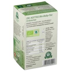 Dr. Kottas Bio-Baby Tee Filterbeutel