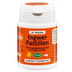 Dr. Muches Ingwer Pastillen