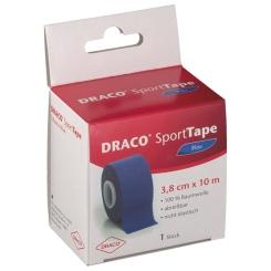 Draco SportTape 3,8 cm x 10 m blau