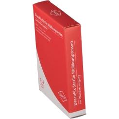 DracoFix Mullkompressen steril 8fach 5x5cm