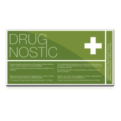 DRUGNOSTIC Drogennachweistest