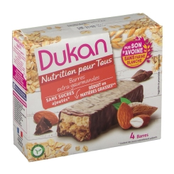 Dukan® Haferkleie Riegel im Schokomantel Extra Gourmand