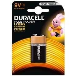 DURACELL® Plus Power 9V