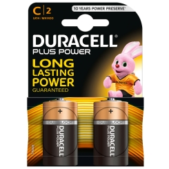 DURACELL® Plus Power C