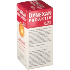 DYNEXAN PROAKTIV® 0,2% CHX Lösung