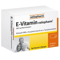 E-Vitamin-ratiopharm® Kapseln