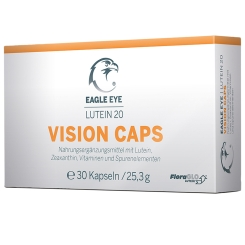 EAGLE EYE LUTEIN 20 Vision Caps