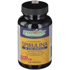 Earthrise® Spirulina & Chlorella Tabletten