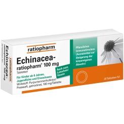 Echinacea-ratiopharm® 100 mg