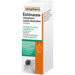 Echinacea-ratiopharm® Liquid alkoholfrei