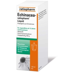 Echinacea-ratiopharm® Liquid