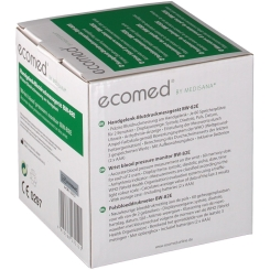 ecomed® Handgelenk-Blutdruckmessgerät BW-82E