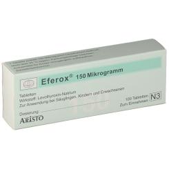 Eferox 150 Tabl.
