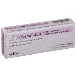 EFEROX Jod 50 µg/150 µg