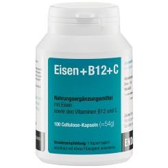 EISEN + B 12 + C Kapseln