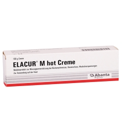 ELACUR® M hot Creme