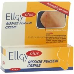 Ellgy Plus Creme für rissige Fersen