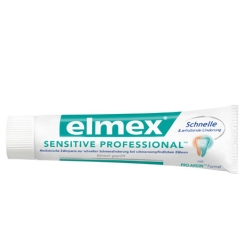 elmex® SENSITIVE PROFESSIONAL Zahnpasta Pro-Argin®