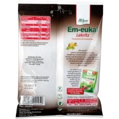 Em-eukal® Lakritz zuckerhaltig