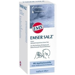 Emser Salz® + Kindernasendusche