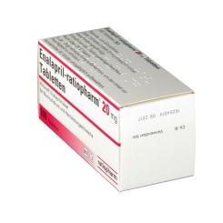 Enalapril ratiopharm 20 mg Tabletten