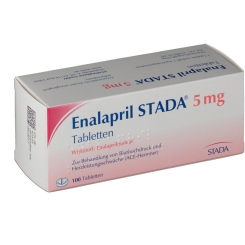 Enalapril Stada 5 mg Tabl.