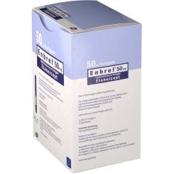 Enbrel 50 mg Myclic Injektionslösung Fertigpen
