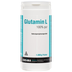 Endima® Glutamin 100% Pur Pulver