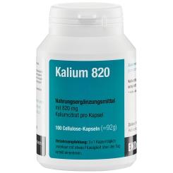 Endima® Kalium 820 Kapseln