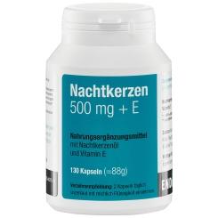 Endima® Nachtkerzen 500 mg + E Kapseln