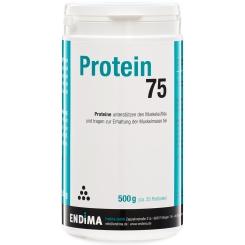 Endima® Protein 75 Vanille Pulver