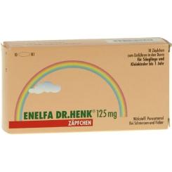 ENELFA® 125 mg Zäpfchen