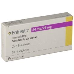 ENTRESTO 24 mg/26 mg Filmtabletten