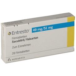 ENTRESTO 49 mg/51 mg Filmtabletten