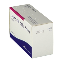 EPLERENON BETA 25 MG