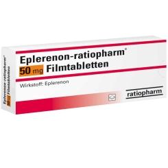 EPLERENON RATIOPHARM 50MG