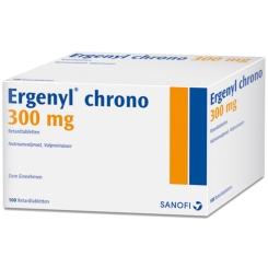 Ergenyl Chrono 300 Retardkapseln