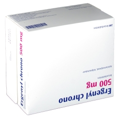 Ergenyl Chrono 500 Retardtabletten