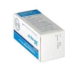 ESCITALOPRAM HEXAL 20MG/ML