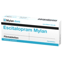 Escitalopram Mylan 10 mg Filmtabletten