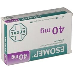 ESOMEP 40 mg magensaftr.Hartkapseln