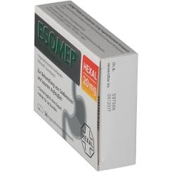 ESOMEP® HEXAL bei Sodbrennen 20 mg