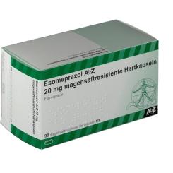 ESOMEPRAZOL AbZ 20 mg