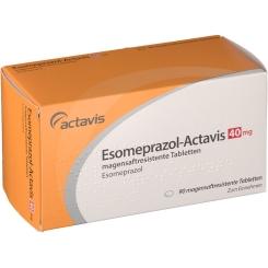 ESOMEPRAZOL ACTAVIS 40MG