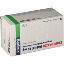 ESOMEPRAZOL BASICS 20MG