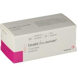 ESTRADIOL fem JENAPHARM Tabletten