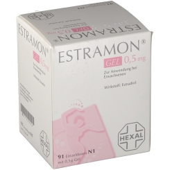 ESTRAMON Gel 0,5 mg
