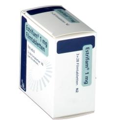 Estrifam 1 mg Filmtabletten