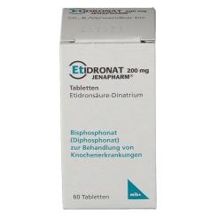Etidronat 200 mg Jenapharm Tabletten