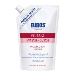 EUBOS® Flüssig rot Nachfüllbeutel mit frischem Duft